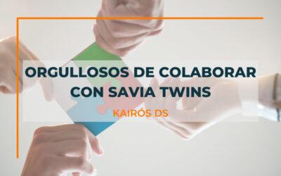 Orgullosos de colaborar con SAVIA Twins