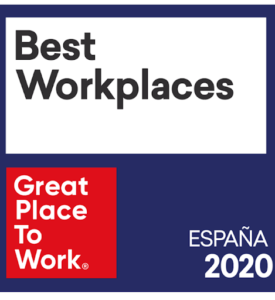 ¡Somos Great Place to Work!